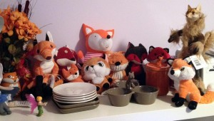 My Fox Collection - The Forest Fairy
