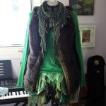 The Forest Fairy Faux Fur Vest