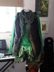 The Forest Fairy Faux Fur Vest
