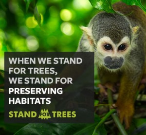 Stand for Trees Logo