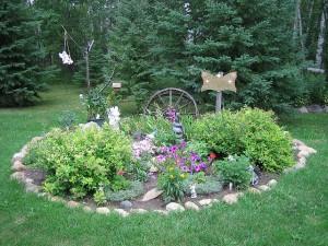 The Forest Fairy Garden Flowers