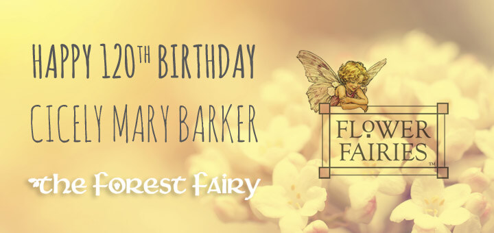 Happy 120th Birthday Cicely Mary Barker