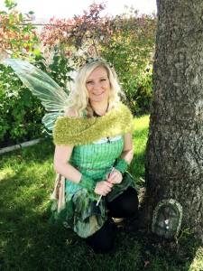 Sarah The Forest Fairy