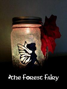 Fairy Jar light